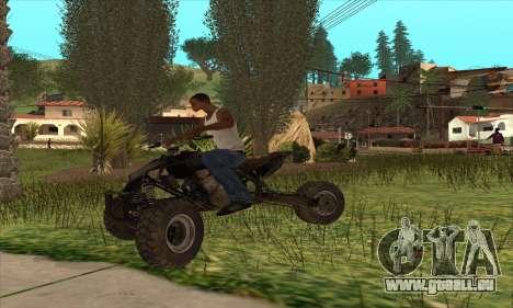 Trike from Ravaged pour GTA San Andreas vue de droite