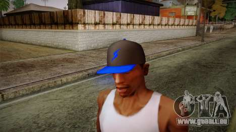 Storm Freerun Cap für GTA San Andreas