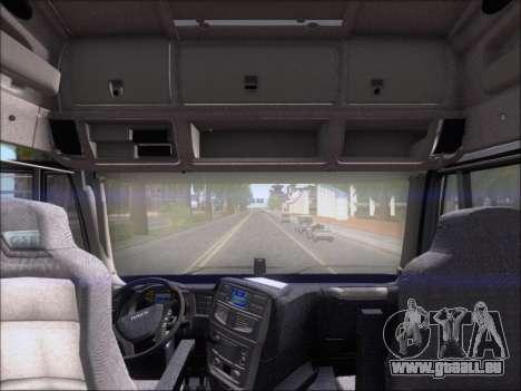 Iveco Stralis HiWay 560 E6 8x4 für GTA San Andreas Räder