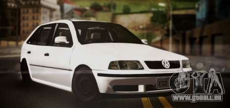 Volkswagen Golf G3 pour GTA San Andreas