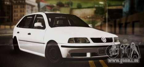 Volkswagen Golf G3 pour GTA San Andreas