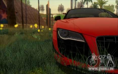 SA Ultimate Graphic Overhaul 1.0 Fix pour GTA San Andreas deuxième écran