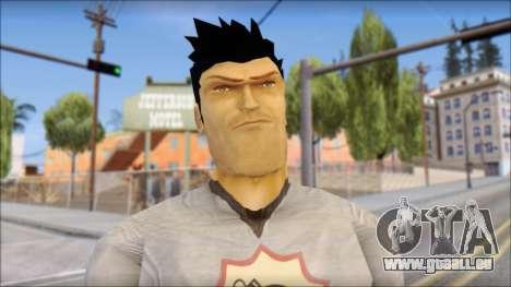Serious Sam pour GTA San Andreas troisième écran