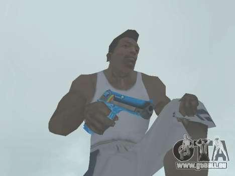 D.Eagle Rainbow Dash pour GTA San Andreas troisième écran