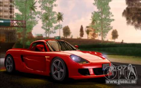 SA Ultimate Graphic Overhaul 1.0 Fix pour GTA San Andreas quatrième écran