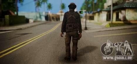 John Price für GTA San Andreas zweiten Screenshot
