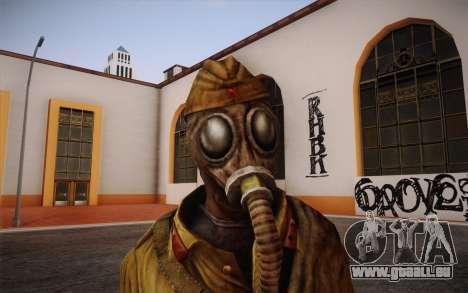 Nikolai from Killing Floor pour GTA San Andreas troisième écran