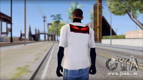 Monster von Back O Beyond T-Shirt pour GTA San Andreas deuxième écran