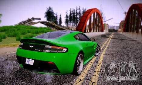 ENBSeries for Low PC pour GTA San Andreas troisième écran