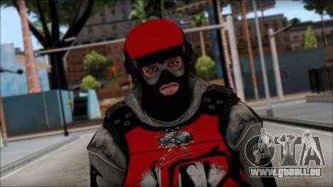 Peng Thug für GTA San Andreas