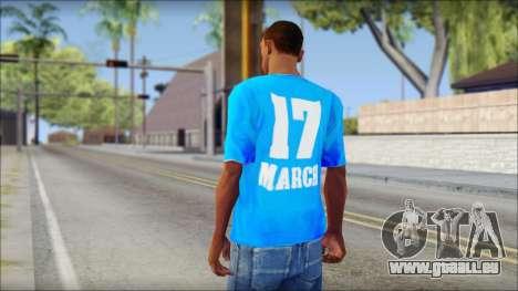 Thai Suckseed T-Shirt für GTA San Andreas zweiten Screenshot