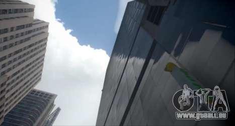 iCEnhancer 3.0 für GTA 4 Sekunden Bildschirm
