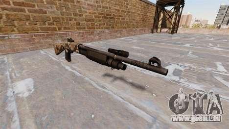 Ружье Benelli M3 Super 90 de vipère pour GTA 4