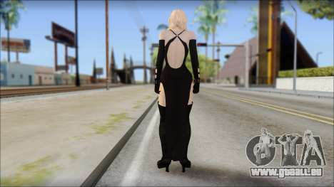 Rachel from Resident Evil Revelations für GTA San Andreas zweiten Screenshot