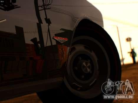 Lime ENB v1.1 für GTA San Andreas elften Screenshot