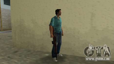 L'Auto-Chargement De Fusil Tokareva GTA Vice City pour la troisième écran