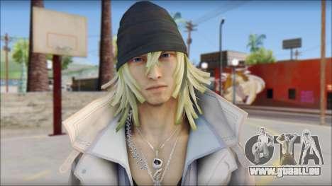 Final Fantasy XI - Snow pour GTA San Andreas troisième écran