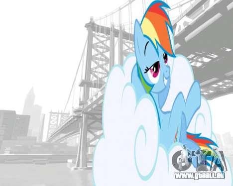 Boot-screens My Little Pony für GTA 4 dritte Screenshot