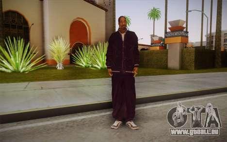 Snoop Dogg Skin für GTA San Andreas