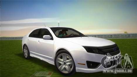 Ford Fusion 2009 für GTA Vice City