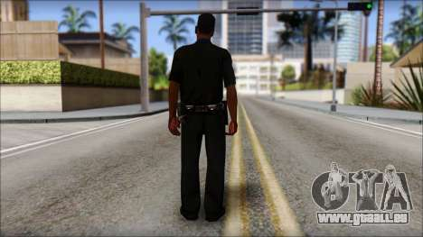 Sweet Policia für GTA San Andreas dritten Screenshot