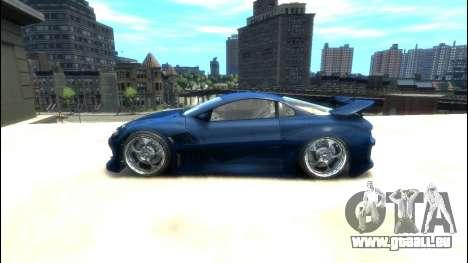 CyborX CD XL-GT pour GTA 4 est un droit