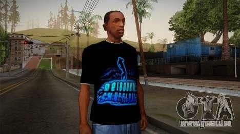 Melbourne Shuffle T-Shirt für GTA San Andreas