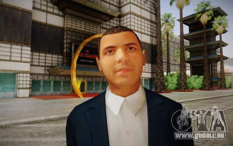 Vicente Zambada für GTA San Andreas dritten Screenshot