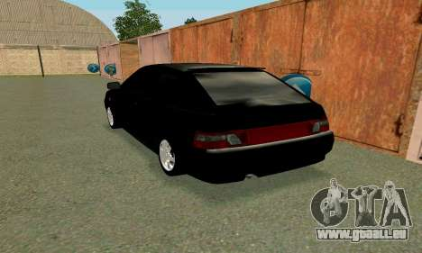 VAZ 21123 Turbo für GTA San Andreas linke Ansicht