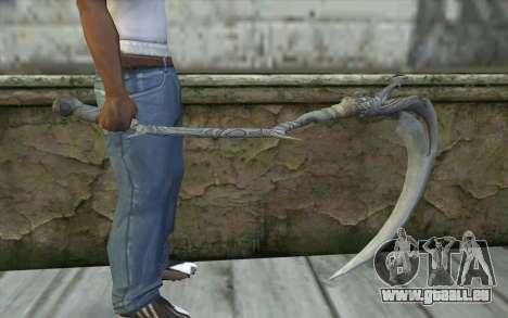 Orisis from DmC: Devil May Cry für GTA San Andreas dritten Screenshot
