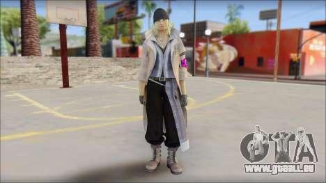 Final Fantasy XI - Snow pour GTA San Andreas