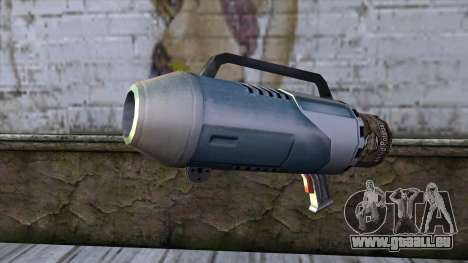 Spudgun from Bully Scholarship Edition pour GTA San Andreas