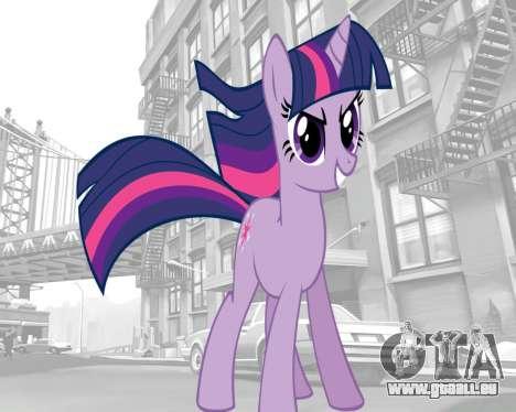 Boot-screens My Little Pony für GTA 4 siebten Screenshot