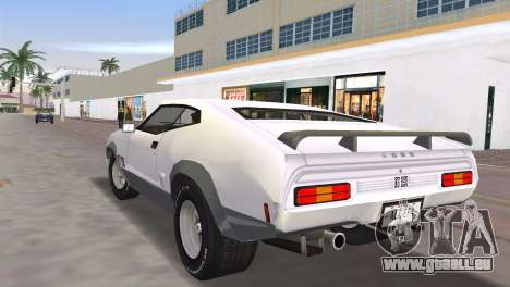 Ford XB GT Falcon Hardtop 1973 für GTA Vice City linke Ansicht