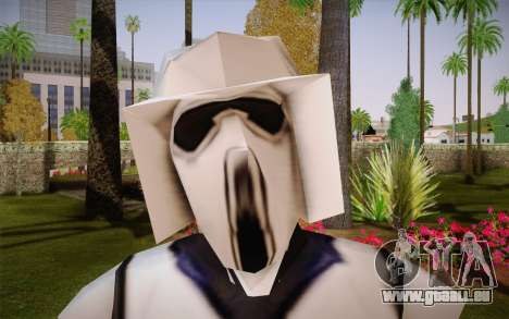 Scout trooper II für GTA San Andreas dritten Screenshot