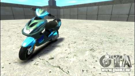 Yamaha Aero X Polini pour GTA 4