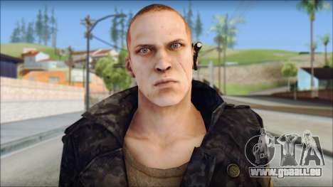 Jake Muller from Resident Evil 6 v1 für GTA San Andreas dritten Screenshot
