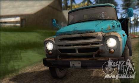 ZIL 130 für GTA San Andreas linke Ansicht
