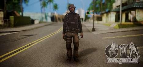John Price für GTA San Andreas