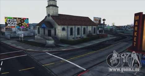 ViSA Beta 1 für GTA San Andreas dritten Screenshot