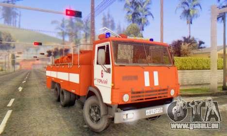 KamAZ 53212 AP-5 [FIV] pour GTA San Andreas