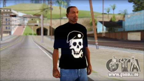The Expendables Fan T-Shirt v1 für GTA San Andreas