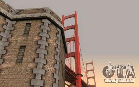 ENBSeries v5.2 Samp Editon pour GTA San Andreas quatrième écran