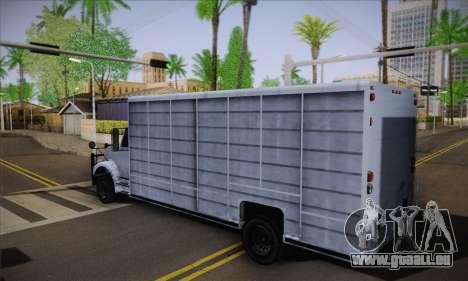 GTA V Benson pour GTA San Andreas laissé vue
