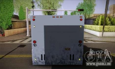GTA V Benson pour GTA San Andreas vue de droite