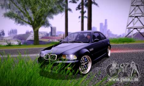ENBSeries for Low PC für GTA San Andreas