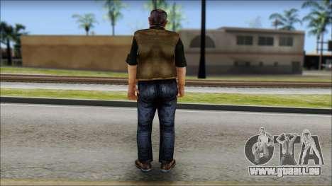 BarMan of 100 X-Ray für GTA San Andreas dritten Screenshot