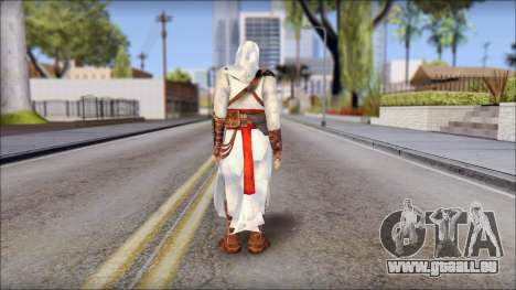 Assassin v2 pour GTA San Andreas deuxième écran