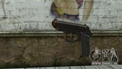 Carpati Md. 95 pour GTA San Andreas
