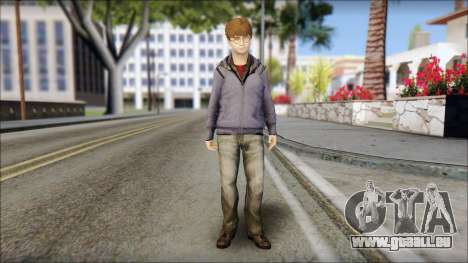 Harry Potter pour GTA San Andreas